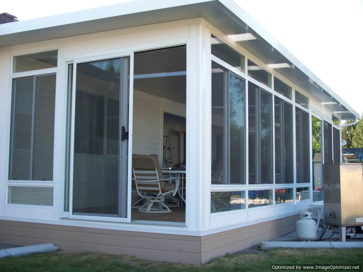 Sunrooms backyard by design for Backyard sunroom