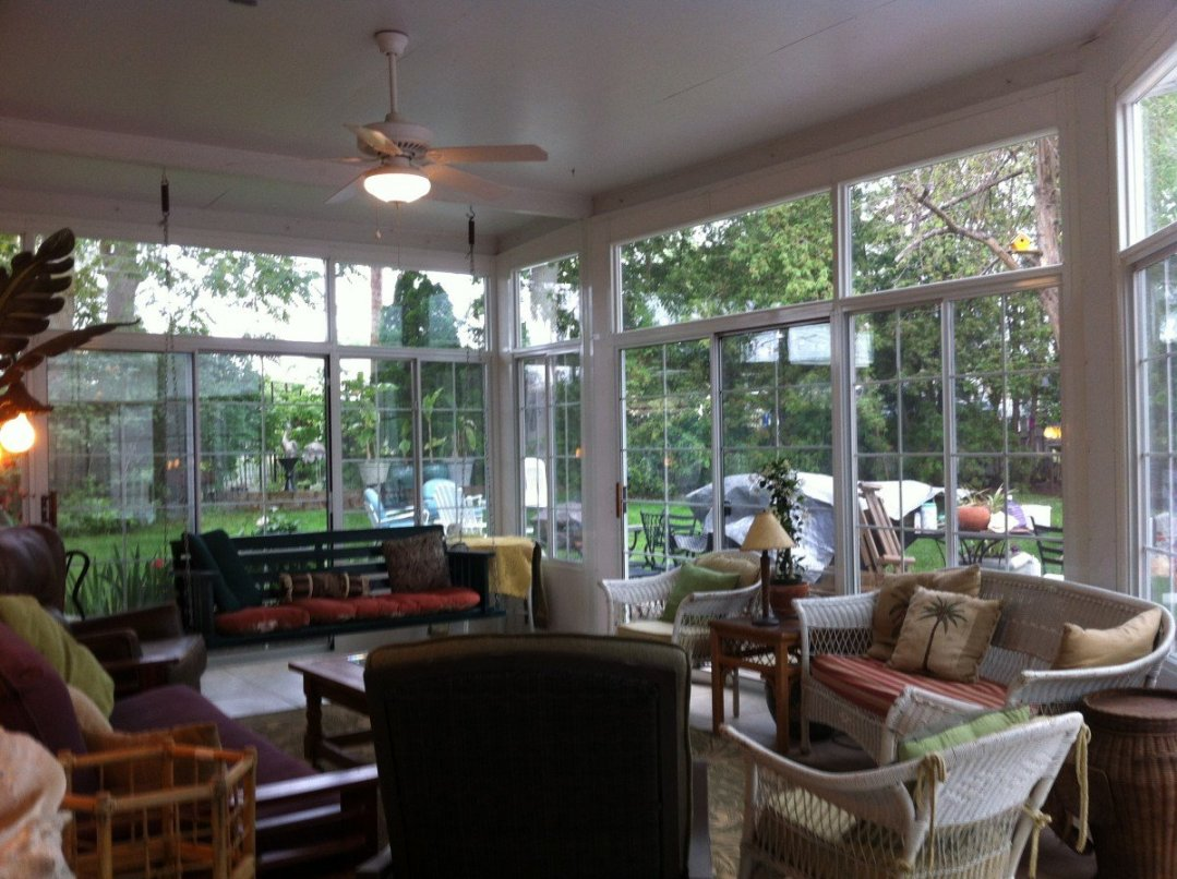 sunroom dual pane