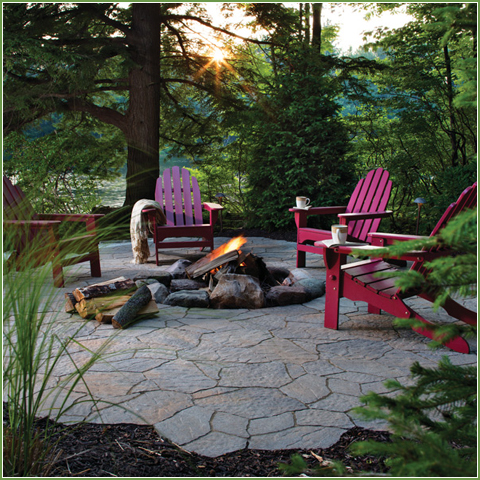 Mega Arbel Patio Slab - Backyard Living on My Backyard Living id=93571