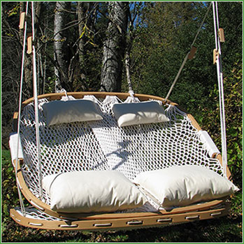 Cobble Mountain Chair Double - Backyard Living on My Backyard Living id=28537