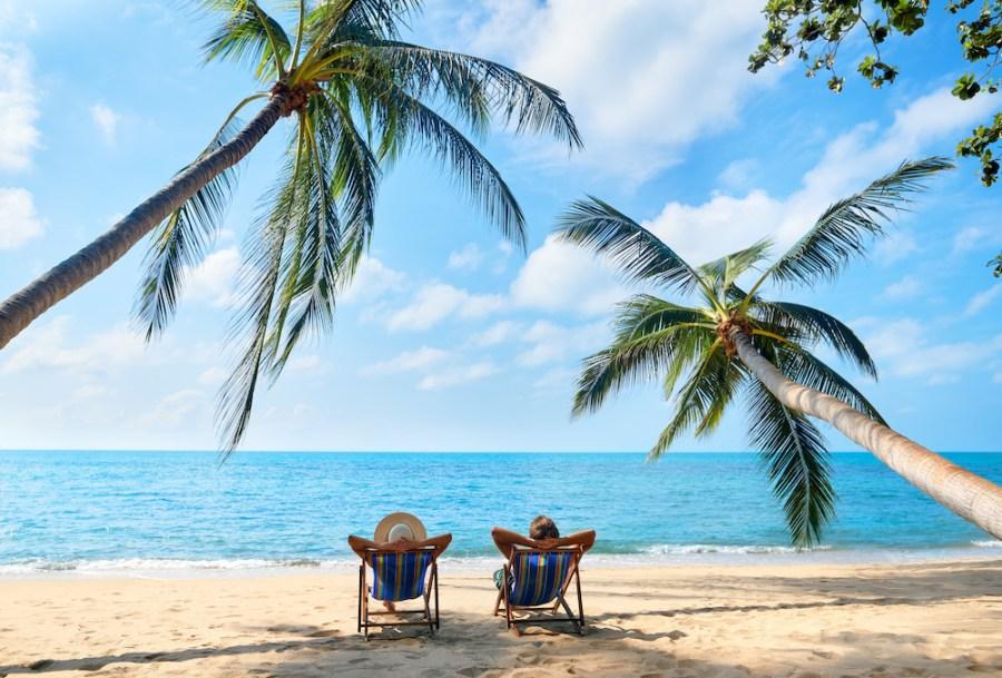 best island vacations in october