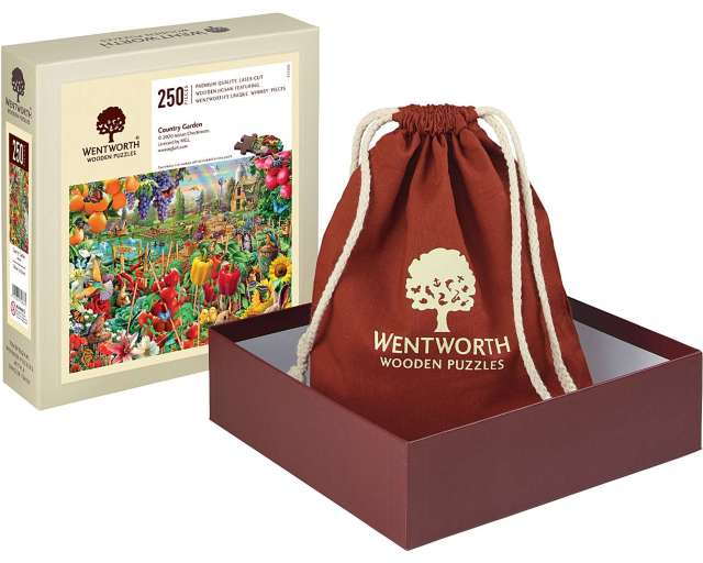 Wentworth Jigsaw puzzle Country Garden