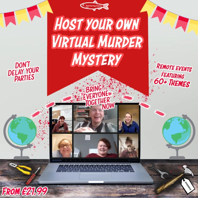 Virtual Murder Mystery Game from www.crime-time.co.uk
