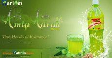 अच्युताय हरिओम आमला अदरक पेय ( Achyutaya Hariom Amla Adrak drink )