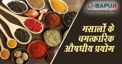 मसालों के चमत्कारिक औषधीय प्रयोग | Health Benefits of Ayurvedic Spices