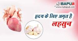 हृदय के लिए अमृत है लहसुन | Garlic Health Benefits For Heart