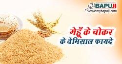 गेहूँ के चोकर का औषधीय गुण | Gehu Ke Chokar Ke Fayde Hindi Mein