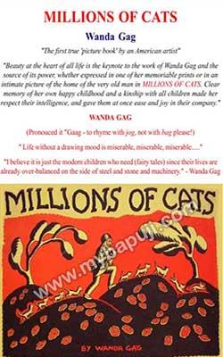 MILLIONS OF CATS Hindi PDF Free Download
