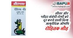 रोहितक लौह के फायदे और नुकसान – Rohitak Lauha in Hindi