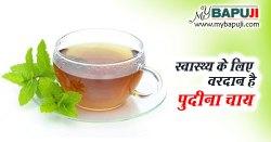 पुदीना चाय बनाने की विधि और इसके स्वास्थ्य लाभ