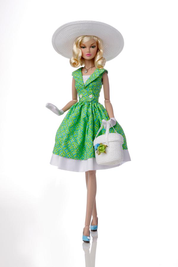 Poppy Parker Fashion Teen™ Dressed Doll: 300 peças | Crédito da imagem: divulgação Integrity Toys
