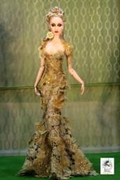 OOAK Sybarite exclusiva para leilão na Italian Doll Convention 2013 | Crédito da imagem: via casaoz_onlus/eBay