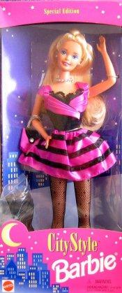 1996 City Style Barbie Doll | Crédito da imagem: Digital_Horizon/Amazon