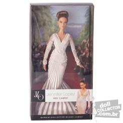 Jennifer Lopez Red Carpet Doll   Crédito da imagem: divulgação www.dollcollector.com.br