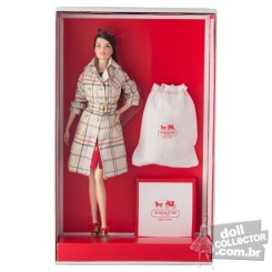Coach Barbie Doll   Crédito da imagem: divulgação www.dollcollector.com.br