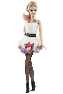 Shoe Obsession Barbie Doll | Crédito da imagem: divulgação www.barbiecollector.com / Mattel
