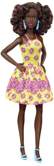 Original Fancy Flowers   Crédito da imagem: divulgação Mattel   www.barbie.com