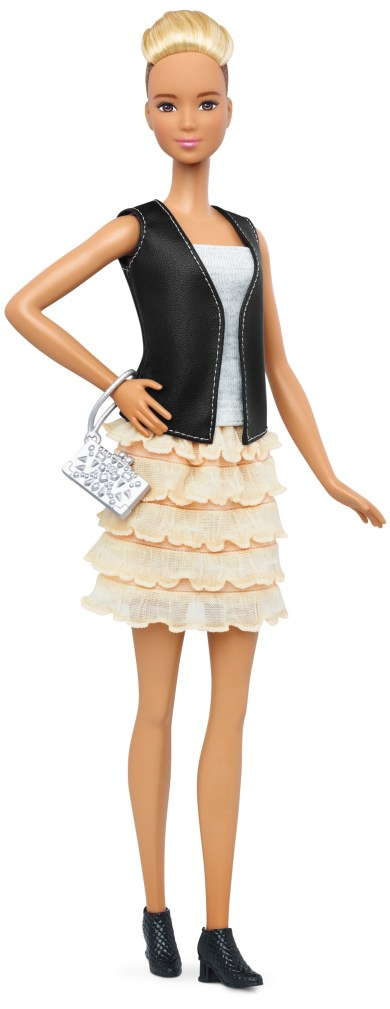 Tall Leather & Ruffles   Crédito da imagem: divulgação Mattel   www.barbie.com