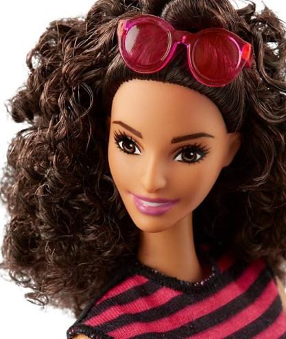Barbie Fashionistas 2017 / Crédito da imagem: divulgação Mattel via www.amazon.com