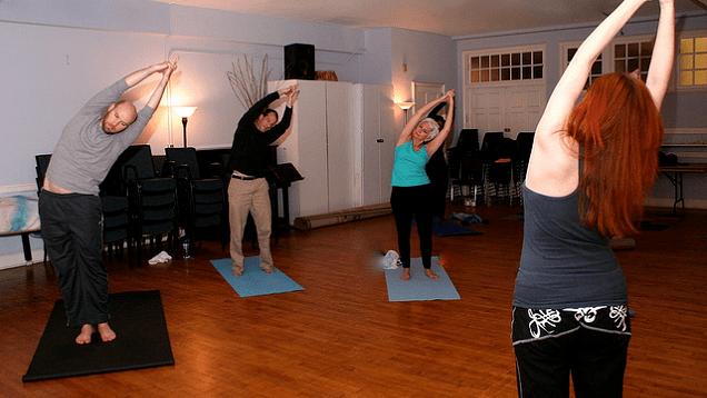 Bariatric Exercise
