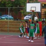 Organising a basketball tournament