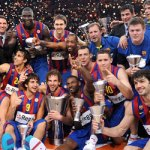 2010 Euroleague Champions – Regal FC Barcelona