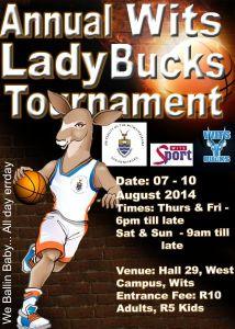 2014 Lady Bucks tournament