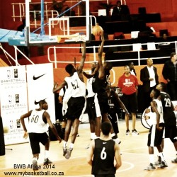 BWB Africa 2014 All-Stars