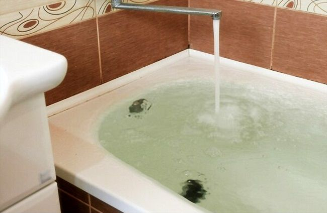 bathtub overflow brain