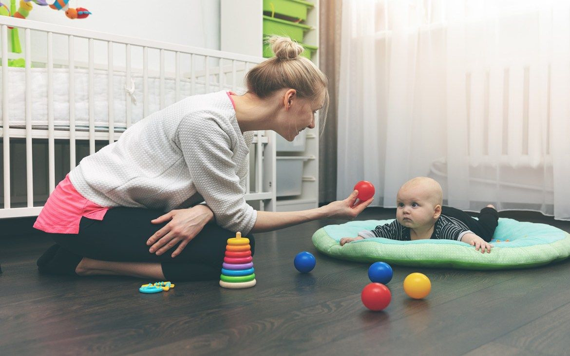 adbeer service centres in the UAE provide Babysitting service