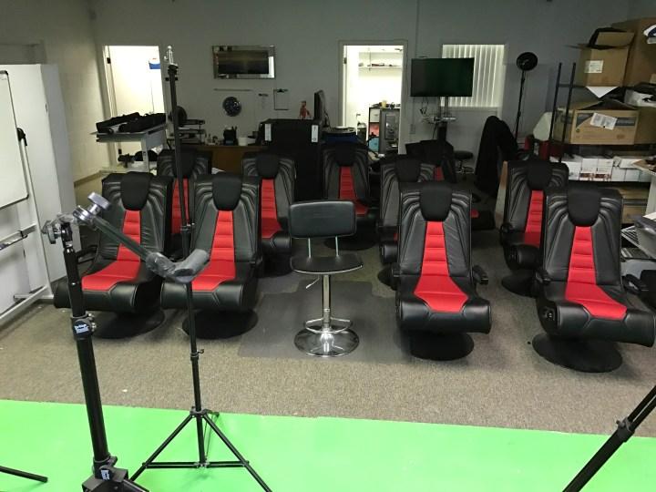 Recording Area