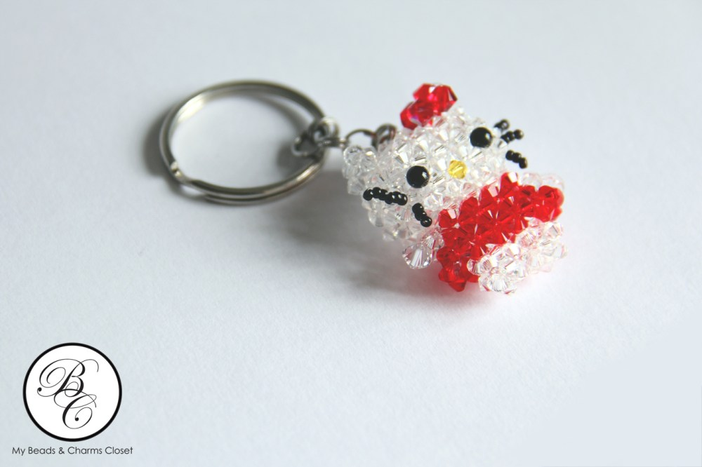 Special Order : Hello Kitty Keychain (2/2)