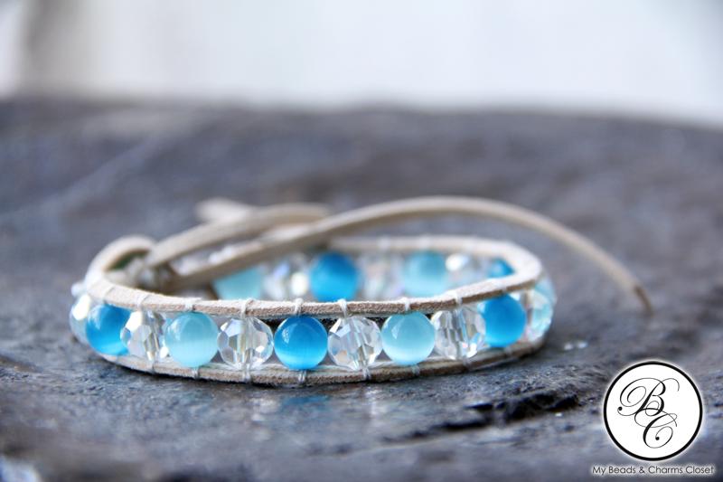 Earthly Faux Suede Lace Bracelet #BR0021S-0281 (4/4)