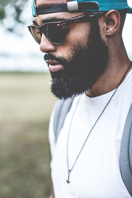 how to straighten short beards hair
