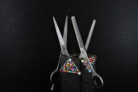 Trimming Your Beards With Scissors
