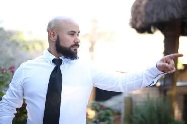 How To Shape A Long Beard