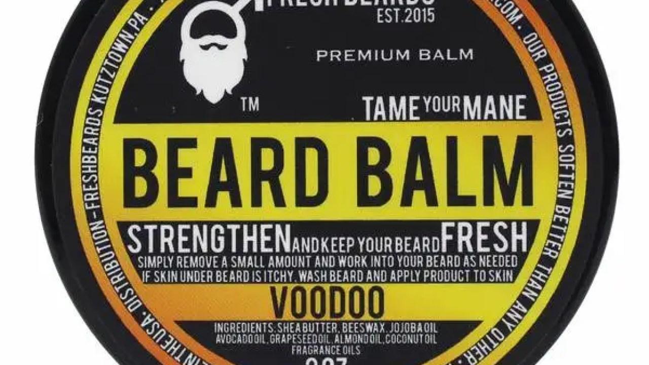 Best Ten Beard Balm For African American | My Beard Gang