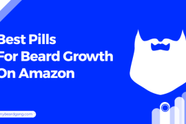 Best pills for beard growth on Amazon