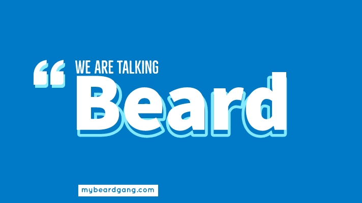 What Does The Term Beard Mean