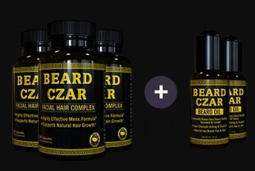 Beard Czar Products review