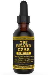 The Beard Czar Beard Oil Review