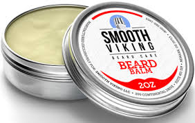 Smooth Vikings Beard Balm - Best Beard Balm For Black Men
