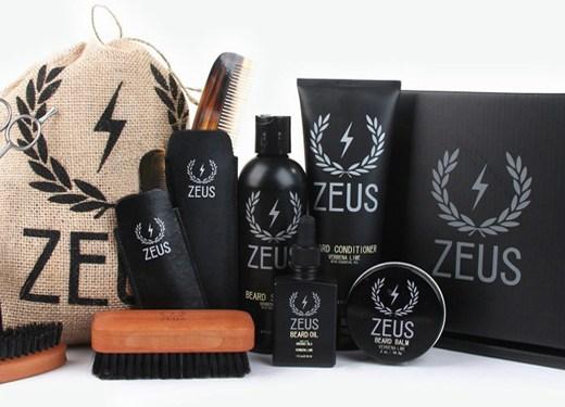 Zeus Beard Kit Review