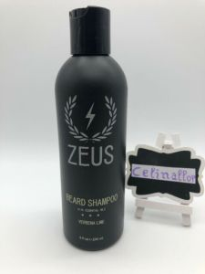 Zeus Beard Shampoo - Zeus Beard Kit Review
