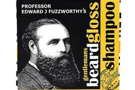 Professor Fuzzworthy Beard Shampoo