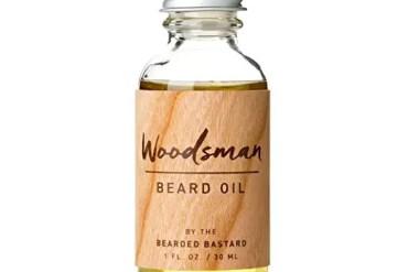 woodsman beard oil
