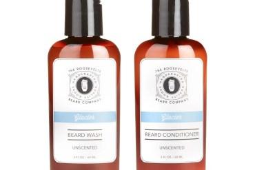 Black Men Beard Products