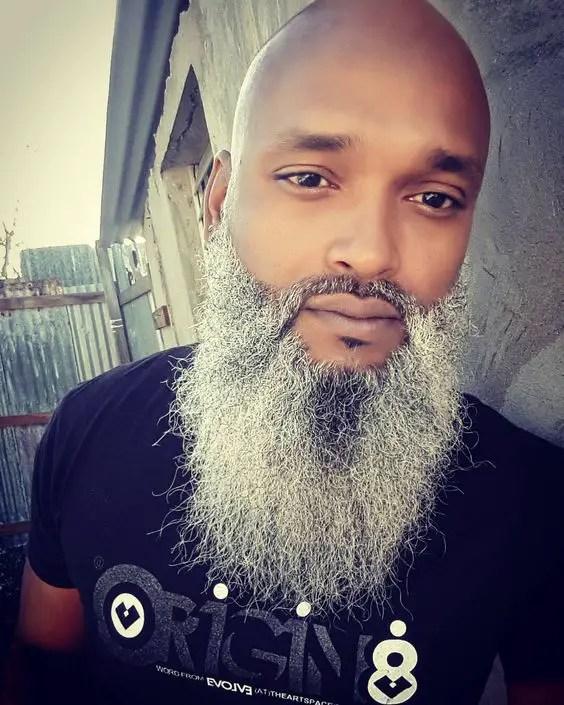 How to Make Beard White