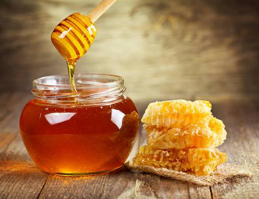 honey for beard growth