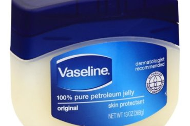 Does vaseline help beard growth